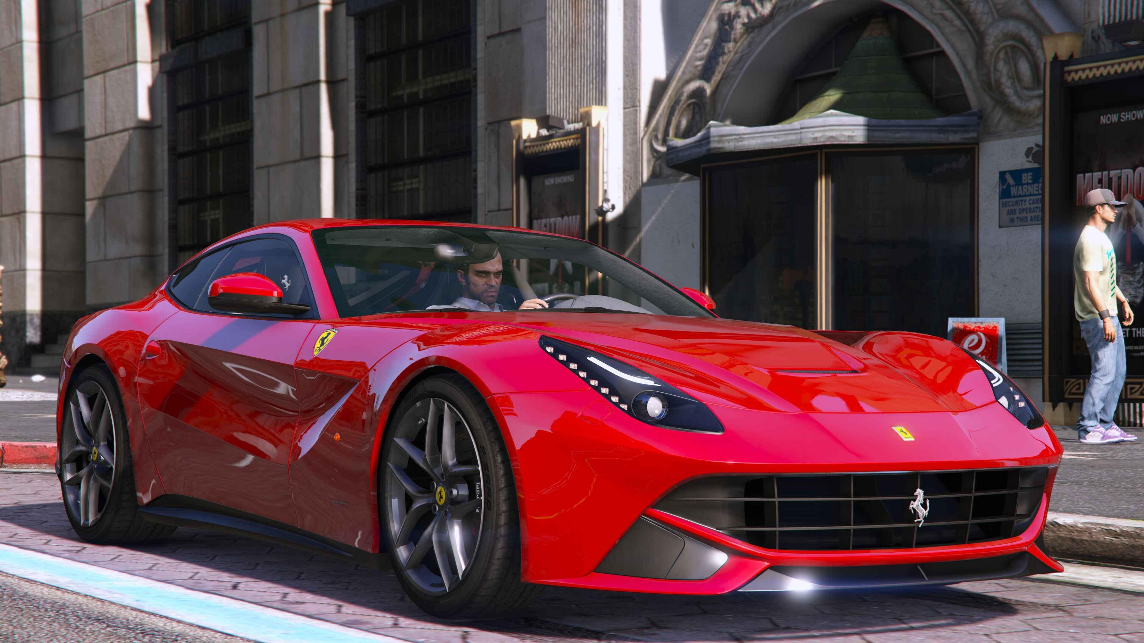 2013 Ferrari F12 Berlinetta Gta Mods Zone