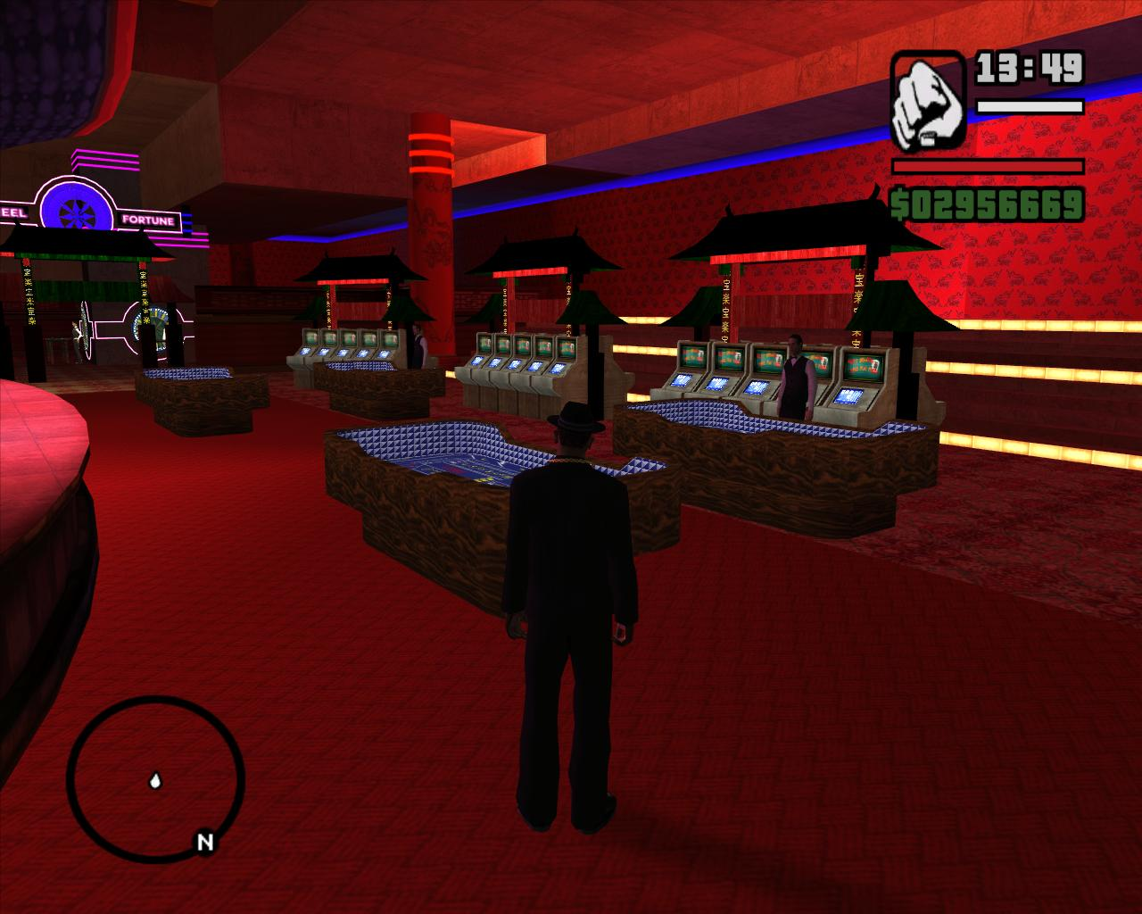 Borgata casino dining