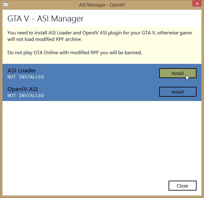 Instalacja modów do GTA V z OpenIV - metoda oddzielnego